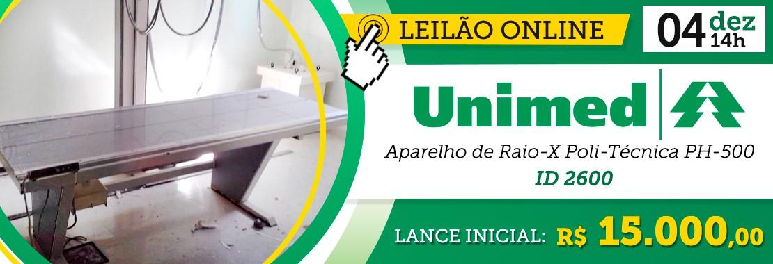 Leilão Unimed