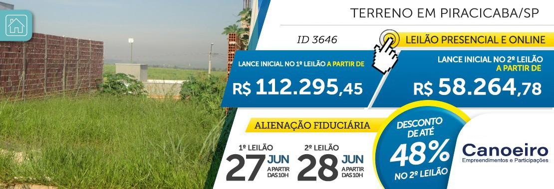 Terreno | Piracicaba/SP