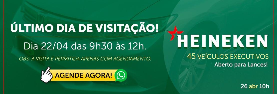 Visitação da Heineken