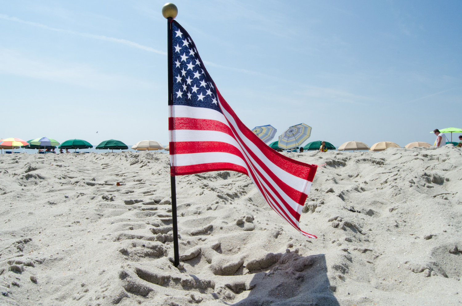 Fourth of July in Myrtle Beach, SC