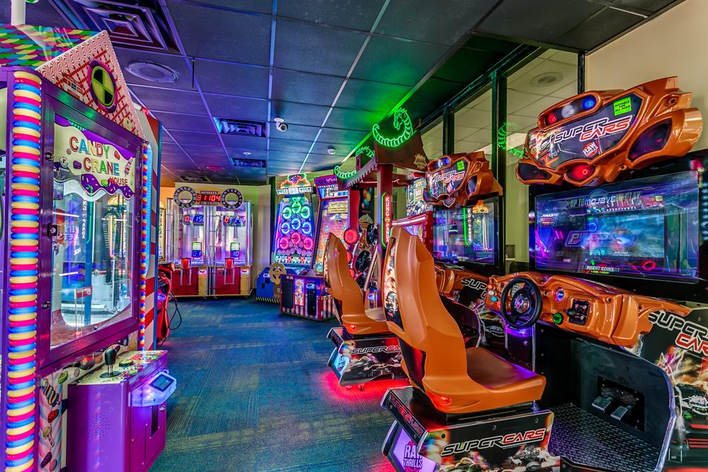Game On! Arcade