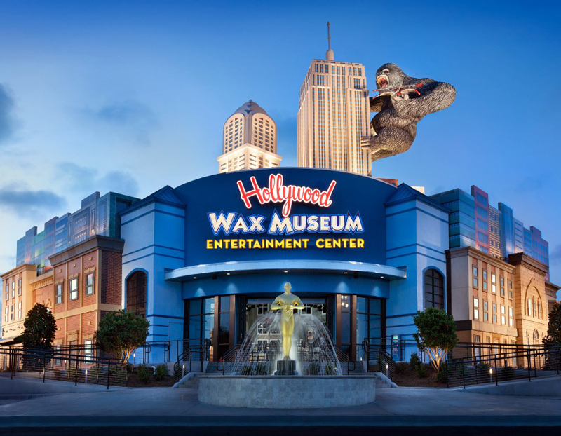 Wax Museum New in Myrtle Beach