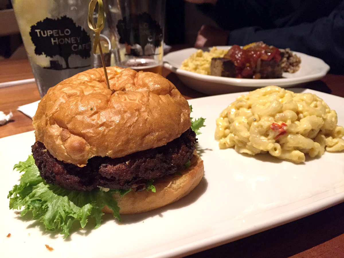 New Myrtle Beach restaurant that serves up burgers and more.