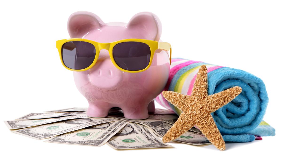 Saving money while on vacation at Landmark Resort in Myrtle Beach