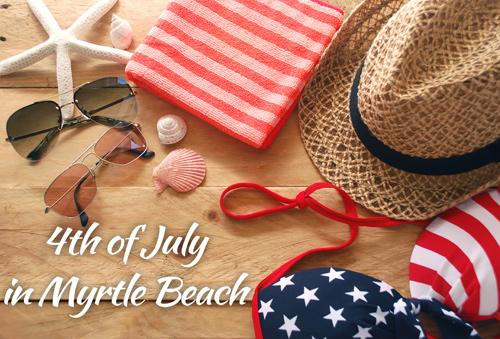 4th of July in Myrtle Beach, SC