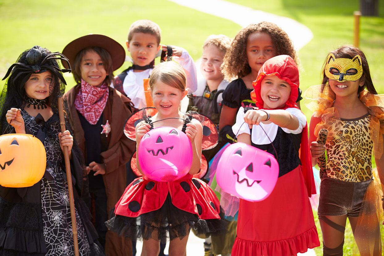 Halloween in Myrtle Beach