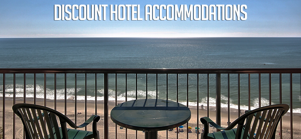 Discount Hotel Accommodations