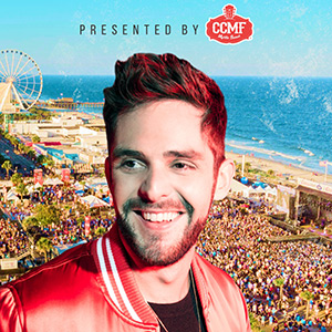 Thomas Rhett, Carolina Country Music Fest Myrtle Beach, SC