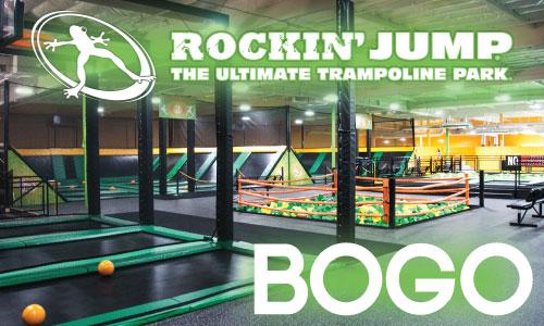 Rockin' Jump BOGO