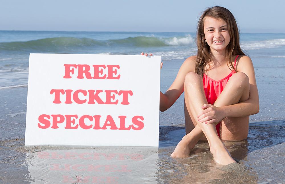 Free Tickets | Myrtle Beach