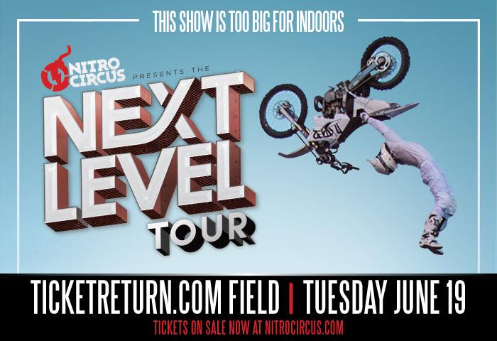Nitro Circus Myrtle Beach Next Level Tour