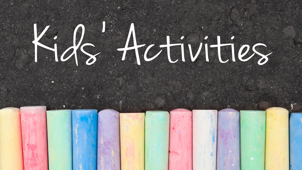 Summer Kids' Activities