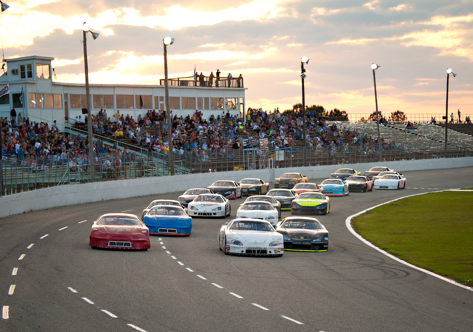 Speedway Race