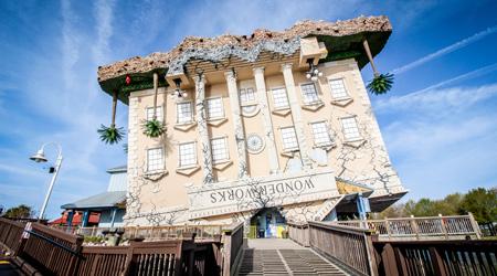 WonderWorks Myrtle Beach Free Ticket Offer