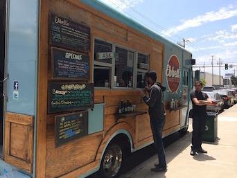 Doggie Food Trucks Sell 'Gour-mutt' Treats