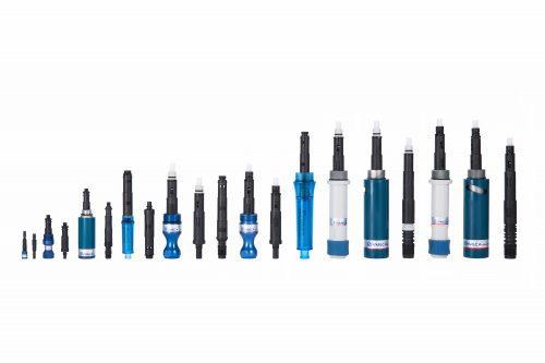 Vacuum Cartridges