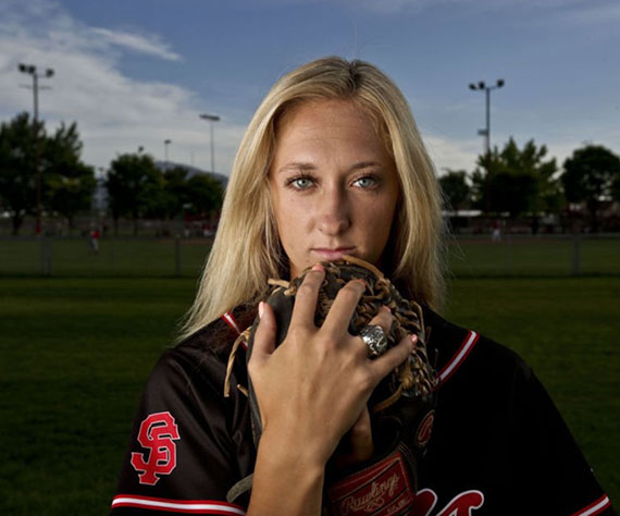 Cambrie Hazel selected as Gatorade Softball Player of the Year for Utah
