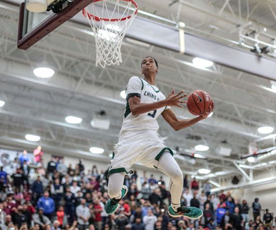 Photo Feature: Chino Hills Dunk Contest