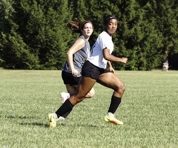 Photo Feature: Northmont (OH) Girls Soccer Pre-Season