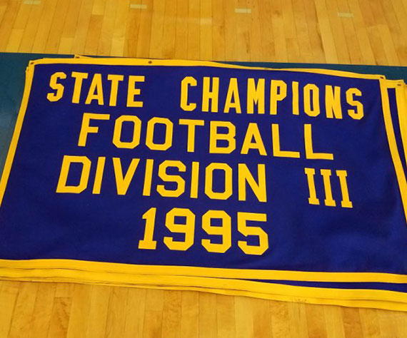 Buy a piece of Clyde HS (OH) sports history!