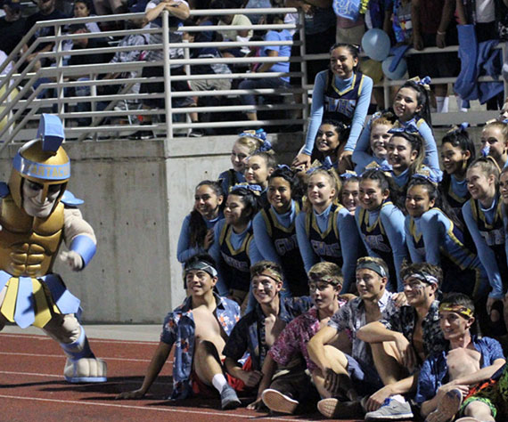 Photo Feature: Greeley West (CO) v. Roosevelt / 09.01.17