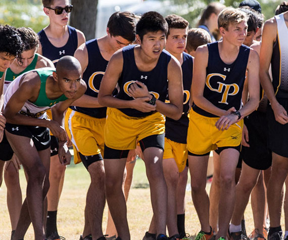 Photo Feature: Glendale Prep (AZ) Varsity Cross Country Sectionals 10.27.17