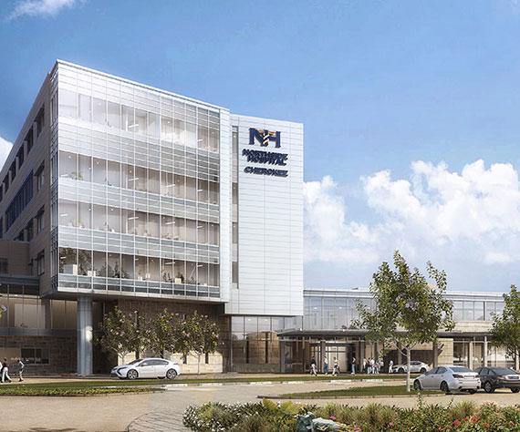 Northside Hospital and VNN Put Three On The Board