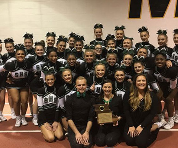 Staley Falcons (MO) take home the Missouri 2017 Superlarge Division State Championship