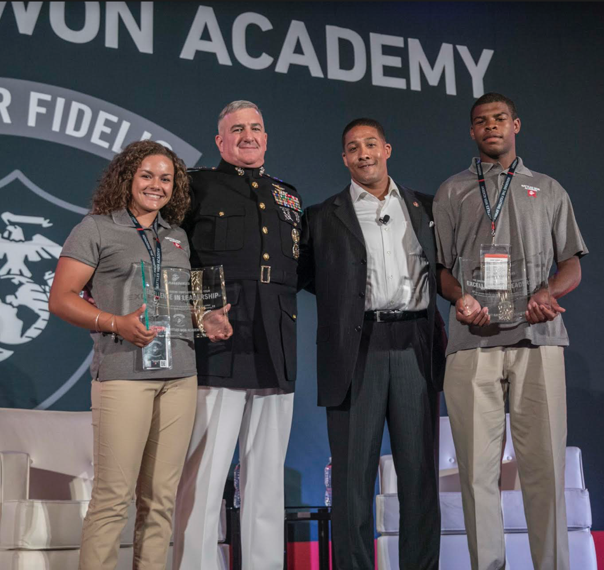 VNN is Proud to Partner with the Semper Fidelis All-American Program