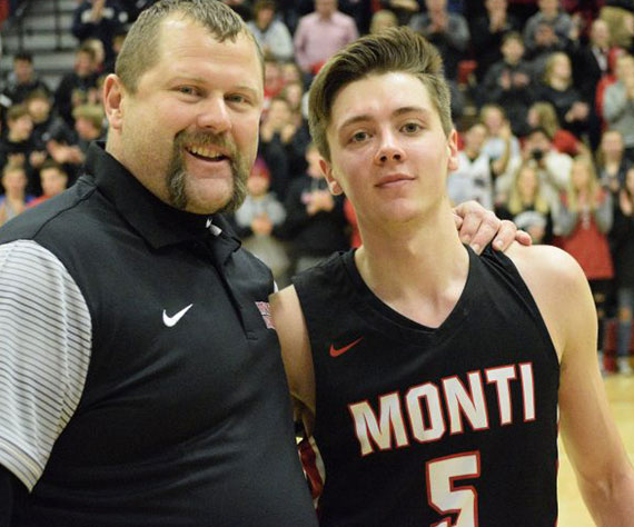 Matt Todd breaks Monticello (MN) all-time scoring record