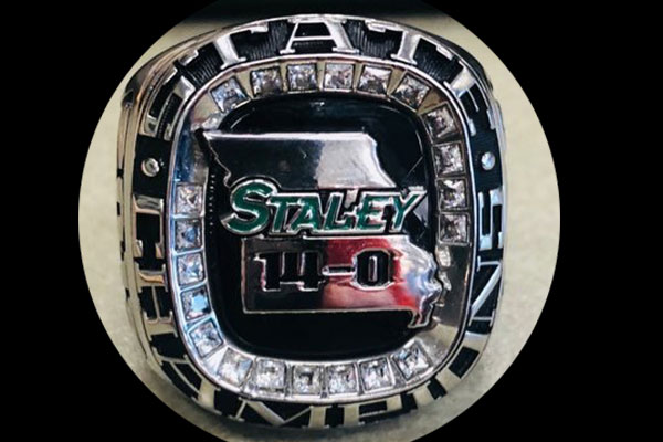Staley High School (MO) sets schedule for Football State Championship Ring Ceremony