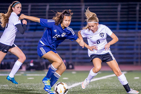 Ramona Girls Soccer (CA) advances to first ever CIF Finals today