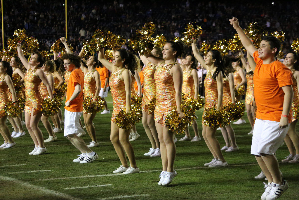 How Whittier Christian's Cheer Team Raised $160 — In Just a Week