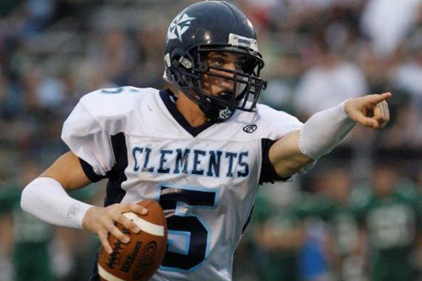 Clements Football (TX) #TBT – Former Ranger QB Derek Carr vs. Andrew Luck