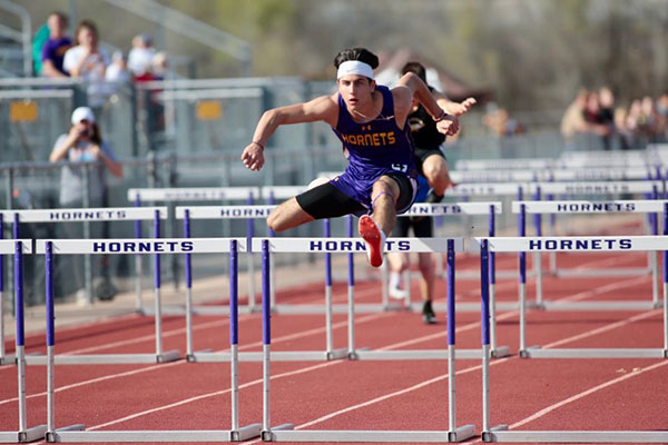 Williams Breaks Valley Center (GA) Hurdles Record