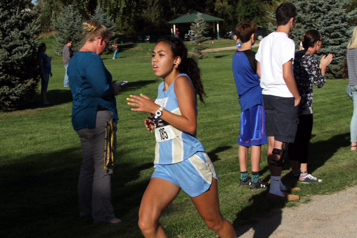 Photo Feature: Greeley West (CO) Girls Cross Country City Championship