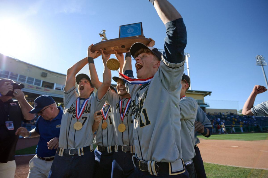 Ringgold Rams (PA) Varsity Baseball Team Wins State Championship