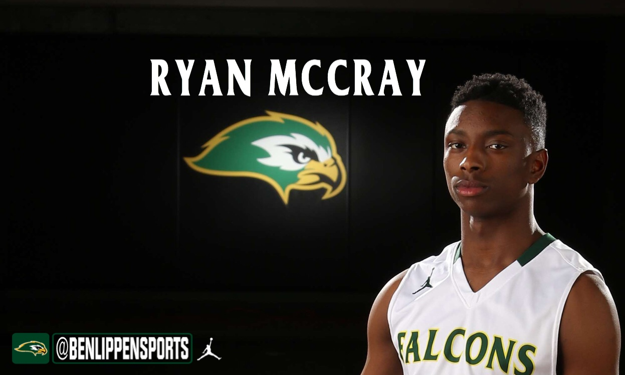 Ben Lippen School's (SC) Ryan McCray Selected To Play In 2018 SC Pro-Am League