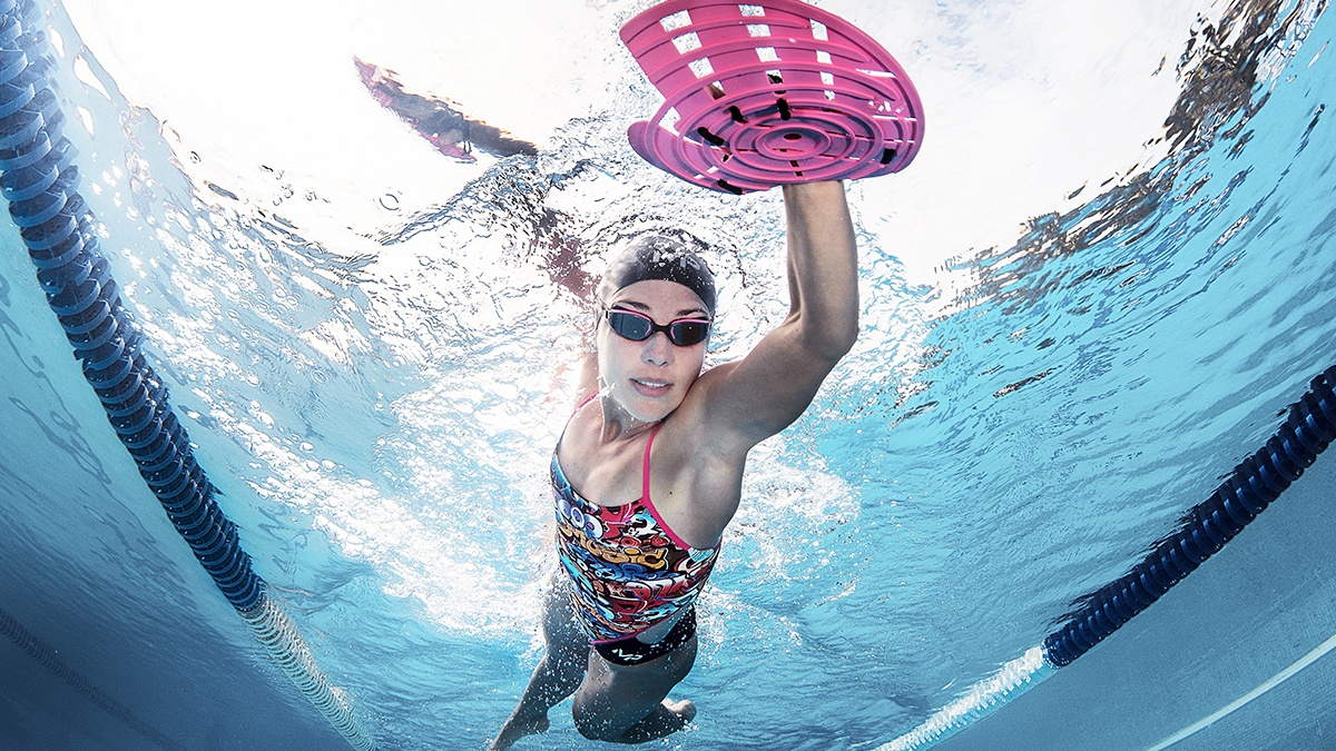 Berkeley High School's (SC) Sarah Mundy featured in Swim Swam