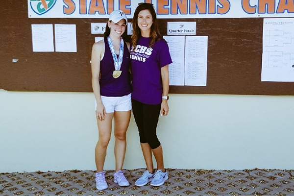 Poll: Which School will Timber Creek (FL) Tennis Phenom Alana Wolfberg Pick?