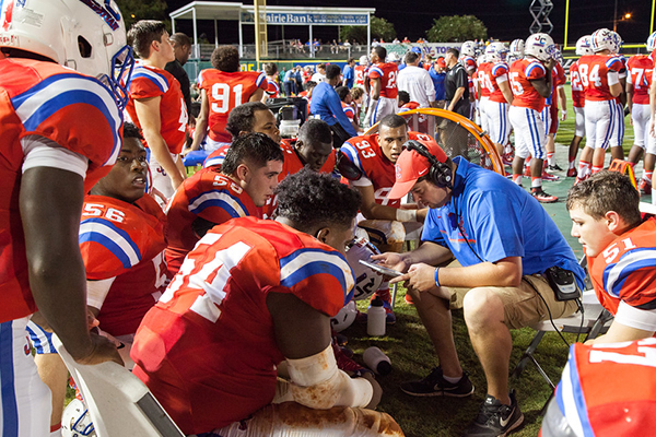 Watch Live: John Curtis Christian (LA) vs. Parkview Baptist Tomorrow at 6:45