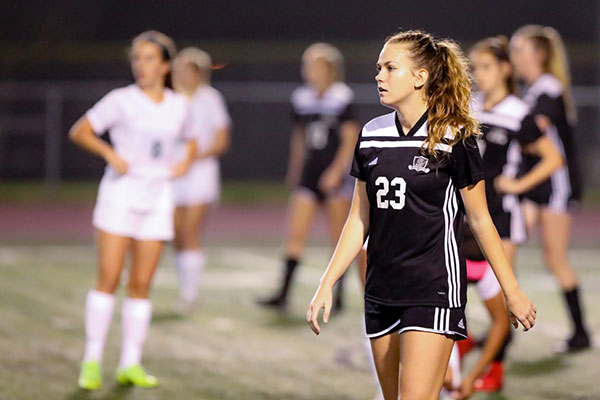 Photo Feature: Steele Knights (TX) / Girls Varsity Soccer v The Woodlands