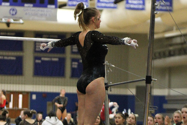 Photo Feature: Waukesha South (WI) Varsity Gymnastics Senior Night