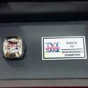 Maranatha (CA) Minutemen receive CIF Baseball Championship Rings