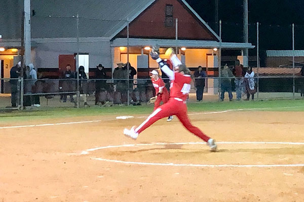 Belton (TX)'s Taylor Tubbs Throws 44 Pitch Perfect Game Gem