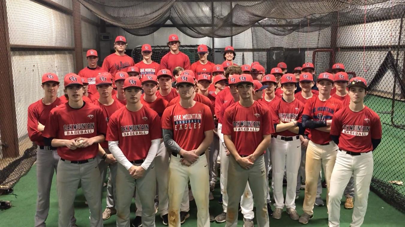 Watch the Oak Mountain Baseball fundraising video