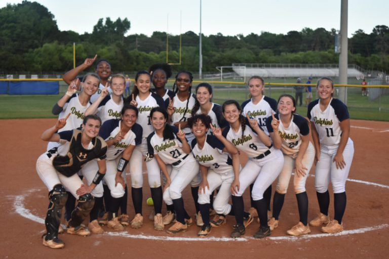 Battery Creek Wins Lower State Softball Championship