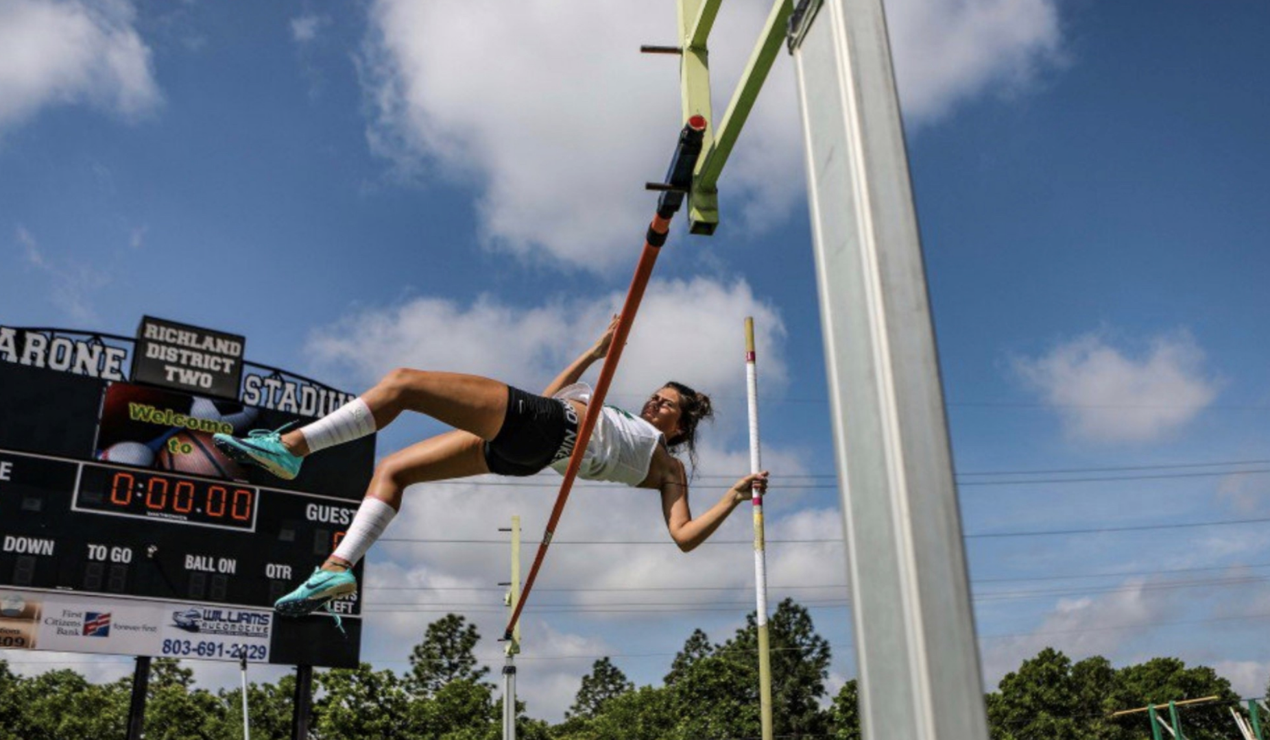 Photo Feature: Easley (SC) Track State 5A Qualifying Meet