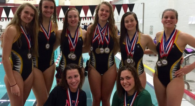 Girls Swimming - Oakville Tigers - Oakville High School Sports