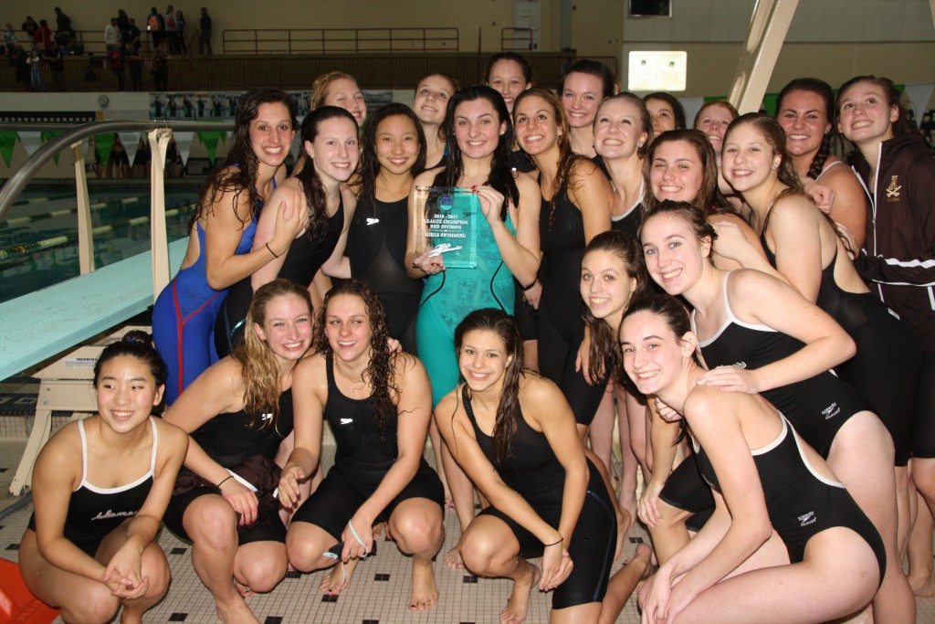 oaa swimming league meet